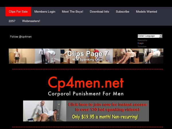 Accounts Free CP 4 Men