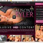 Alisontylervip.com Pass Free