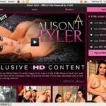 Alisontylervip.com With No Card