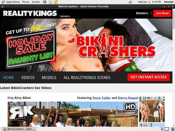 Bikini Crashers Pay Pal