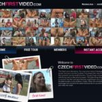 Czech First Video Discount Url