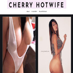 Get Into Cherry Hot Wife