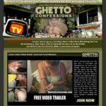 Ghetto Confessions Discount Sale