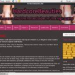 Hardcorebeauties.net Hacked Accounts