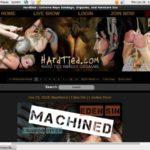 Hardtied.com Account Login
