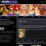 Jkrcomix Account Information