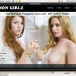 Mormon Girls Member Sign Up
