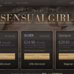 Sensual Girl Discount On Membership