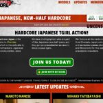 Shemale Japan Hardcore Signup Form