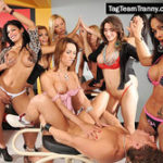 Tag Team Tranny Free Preview