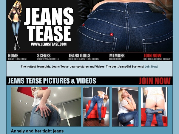 Try Jeans Tease