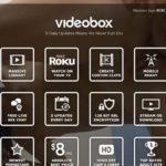 Video Box Desktop