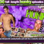 Young Hunks Signup Page