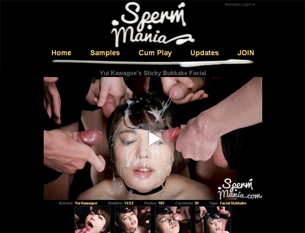 Spermmania Trial Membership Free