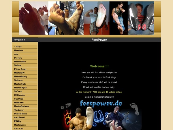 Feetpower.de Discount Review