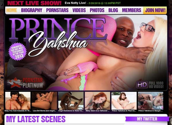 New Prince Yahshua Password