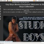 Studio Boys Discount Join