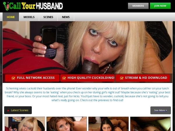 Call Your Husband Tranny
