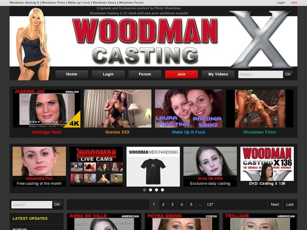 Woodman Casting X Porn Reviews