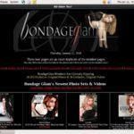 Bondageglam.com Accounts Password