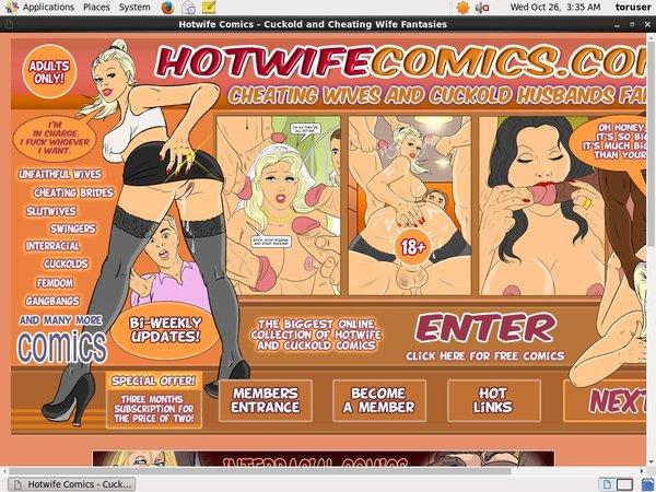 Hotwife Comics Free Trailers