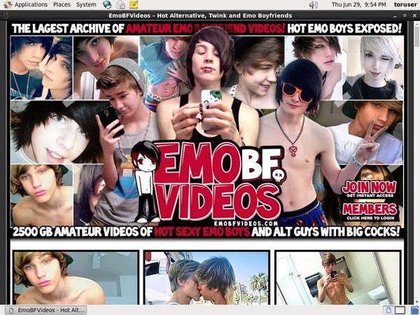 Emo BF Videos Rabatt