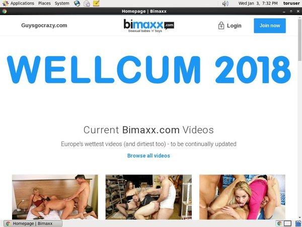 Premium Bimaxx Accounts Free