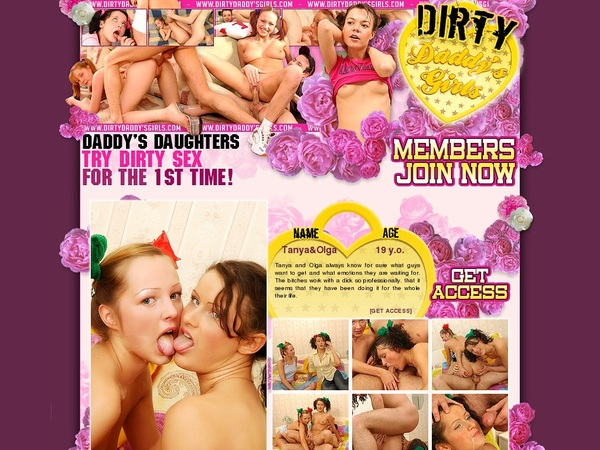 Try Dirty Daddys Girls Free Trial