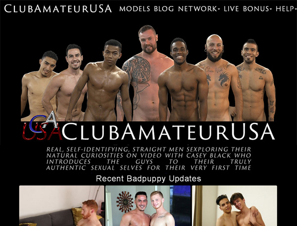 Clubamateurusa Free Trial Pass