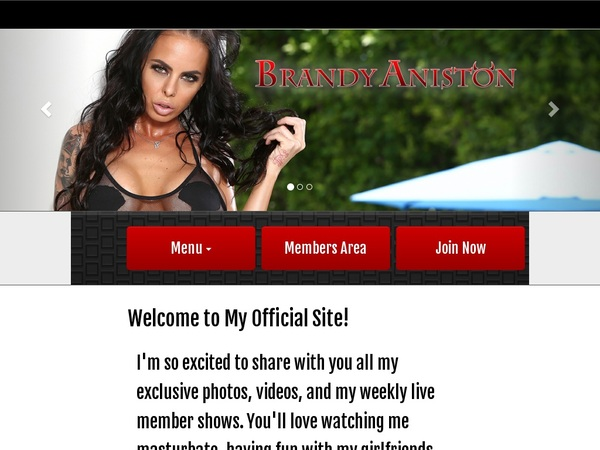 Access To Brandyaniston.xxx