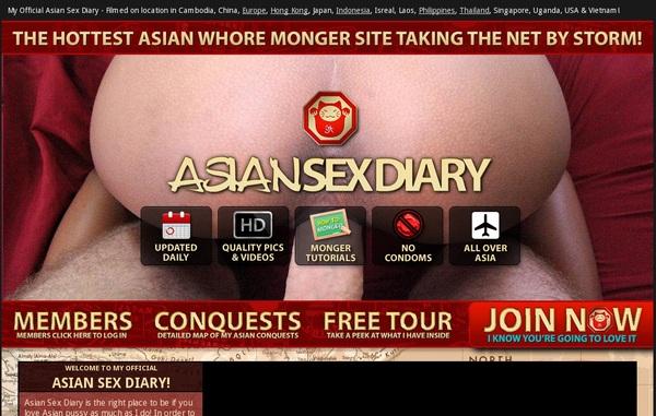Asian Sex Diary Deal