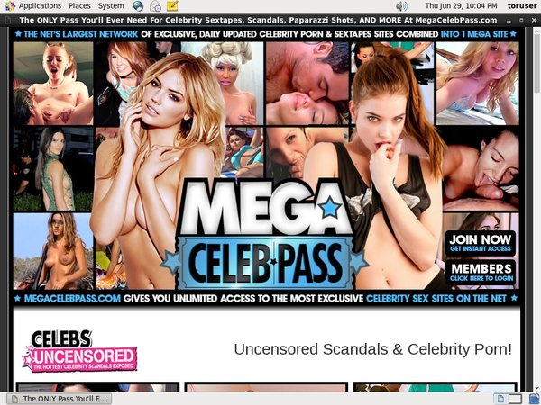 Mega Celeb Pass With Free Trial